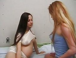 free lesbian bedroom videos